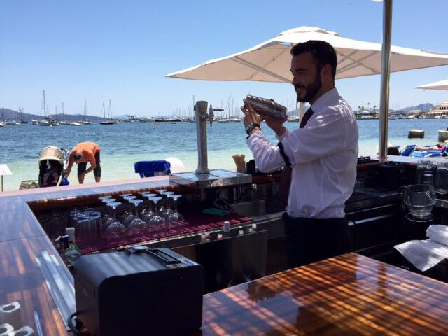 Grand Cappuccino Beach Bar