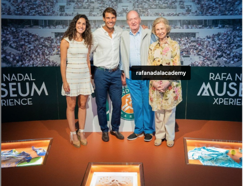 Rafa Nadal & Mery Perello to marry in Puerto Pollensa